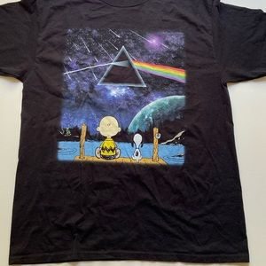 Tops - PINK FLOYD X CHARLIE BROWN SHIRT